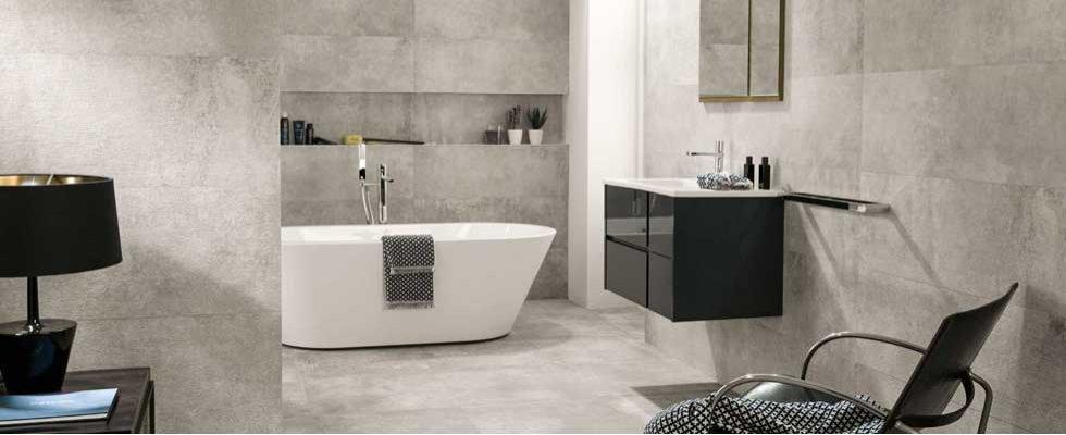 Voor ieder vertrek bogaard tegels en sanitair wijk bij duurstede for Kies een badkamer tegel